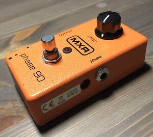 MXR Phase 90 Bodeneffektgerät für E-Gitarre, Phaser