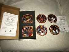 Michael Jordan's Greatest Moments miniature plate collection