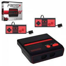 NES - Console - 8-Bit - RES Plus (w/HDMI Port) - Black/Red (Retro-Bit) Brand New