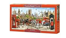 NEW CASTORLAND Puzzle 4000 Tiles Pieces Jigsaw Pride of London (Richard Macneil)