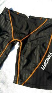 Yingfa Aquablade Wettkampf Badehose Shiny  Jammer Wettkampfhose w NEU! Gr. 6 /L