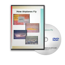 How Airplanes Fly  FAA Aviation Plane Training Film Flight Lift Thrust Drag C355