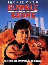 Rumble in the Bronx (DVD, 1997) JACKIE CHAN CLASSIC STANLEY TONG KUNG FU SEALED