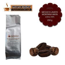 Caffè in Grani Messico Lavato SHG Montana Maya 250 gr - Monorigine Arabica 100%
