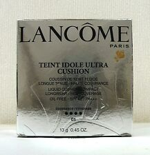 Lancome Teint Idole Ultra Cushion Foundation Compact Pure Porcelaine 01 - Boxed