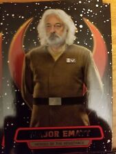 2016 Star Wars The Force Awakens Series 2 #12 Major Ematt Heroes of Resistance