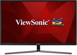 """Sealed NEW ViewSonic 32"""" VX3211-2K-MHD 16:9 IPS Monitor WQHD (2560x1440p) sRGB"""