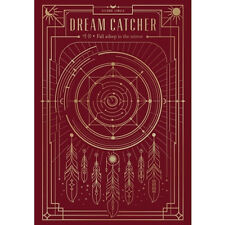 DREAM CATCHER-[NIGHTMARE:FALL ASLEEP IN THE MIRROR]2nd Album Photo Book + Poster