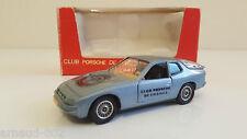 "Verem / Solido - Porsche 944 ""Club Porsche de France"" (1/43)"