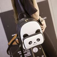 Girls Popular Bow-knot Bag PU Leather Backpack Mini Backpack Purse for Women US