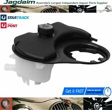 New Jaguar X-Type Coolant Reservoir Expansion / Header Tank + CAP SET C2S46861