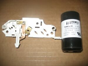 ADC SL3131 American Dryer Maytag Whirlpool 884288 Drive motor REPAIR KIT