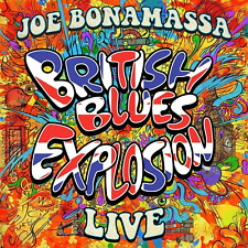 Joe Bonamassa British Blues Explosion Live 2CD Set - New Release May 2018