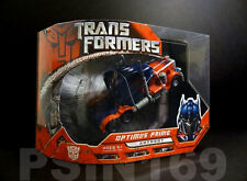 Transformers, Movie Voyager Optimus Prime G1 Action Figure