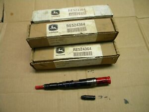 Injectors RE524364 (6) for JD 7710 7810 7720 7820 7920 8120 8220 8320 8420 8520