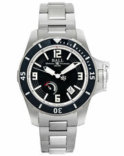 Ball Engineer Hydrocarbon Hunley Blue Bezel Automatic Men's Watch PM2096B-S2J-BK