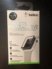 Belkin ScreenForce UltraCurve Screen Protector 38mm Apple Watch Series 1