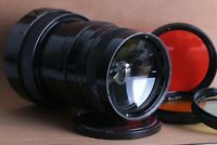 MTO 1000 Mirror Lens 1100mm f/10,5 for Zenit Praktica Pentax M42 mount Telephot