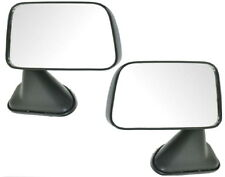 89 90 91 92 93 94 95 Toyota Pickup with vent window Left & Right Mirror Pair L+R