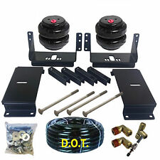 Rear Suspension Air Bag Towing Kit 1994 - 2002 Dodge Ram 25/3500 Truck Over Load