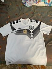 adidas Men's Germany Home Authentic Jersey | World Cup 2018