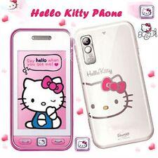ORIGINAL Samsung GT-S5230 Hello Kitty Edition Pink 100% UNLOCKED Cellular Phone