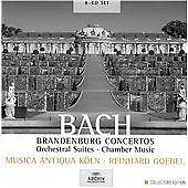 Bach: Brandenburg Concertos; Orchestral Suites; Chamber Music [Box Set] (2002)