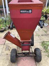 More details for petrol woodchipper shredder