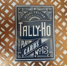 Pearl Players Edition Tally-Ho Playing Cards Jackson New & Sealed Jackson Deck