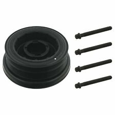 Decoupled Crankshaft Pulley Inc Bolts Fits BMW 3 Series E46 E90 LCI E Febi 33602