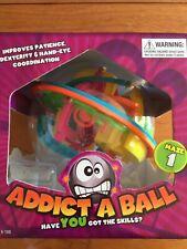 Maze addict a ball
