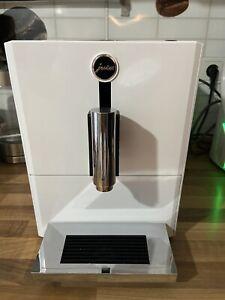 Kaffeevollautomat Jura A1 Piano White