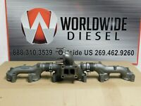 Detroit DD15 Exhaust Manifold, Parts # A4721420901