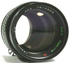 Nikon AI Mount RMC Tokina 135mm F2.8 Prime Lens UK Fast Post