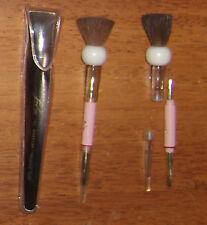 Vintage Very Rare Lov ue Shaklee 1-3in1 Makeup Natural Pink Brush Blush Lip Eyes
