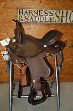 "15"" GW CRATE CUSTOM BARREL SADDLE NEW FREE SHIP MADE IN ALABAMA USA HERMAN OAK"