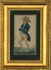 Robert Dighton - Late 19th Century Etching, A Grumpy Gentleman