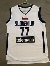 Luka Doncic  Slovenia Jersey mavericks