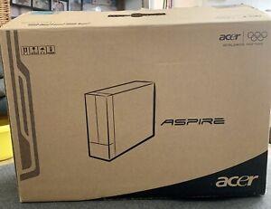 Acer Aspire X3812 7Gb Ram 1Tb Hdd , Keyboard, Mouse, Box, Computer PC Desktop