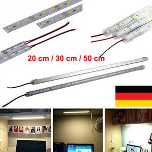 USB 50CM 0.5M m 4W 36 SMD 5630 LED starr Hart LICHTLEiSTE BAR Car Rohrleuchte DC