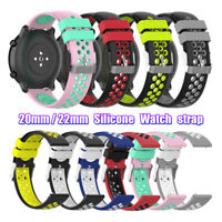 Strap Watch Band for Huami Amazfit GTR Silicone for Samsung Galaxy Watch Active