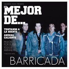 BARRICADA - LO MEJOR DE... BARRICADA [CD]