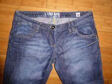 River Island Denim Boyfriend Distressed Jeans for Women