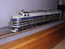L.L./P2K #21059  Baltimore & Ohio EMD E7A Diesel Loco #78  H.O. 1/87