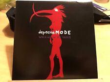 "Depeche Mode Walking In My Shoes Rare Sweden 7"" Vinyl Record BONG22 Single"