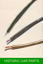 Pack of 3m of Brown/White & Brown/Green & Brown/Black 8amp Wire 14/0.30smm 8 amp