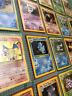 Pokemon base set WOTC lot old vintage 10 card HOLO RARE, shadowless, 1st edition