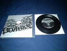 "The Promise My True Love 7"" Vinyl Record Deathwish Records"