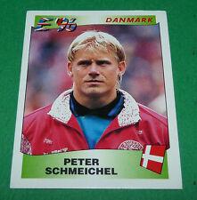N°277 PETER SCHMEICHEL DANMARK PANINI FOOTBALL UEFA EURO 96 EUROPE EUROPA 1996