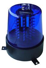 Ibiza LED Azul XL Faro luz de policía Efecto Iluminación Dj Discoteca